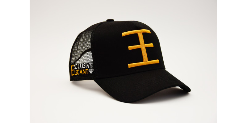 DOUBLE E Trucker / Black