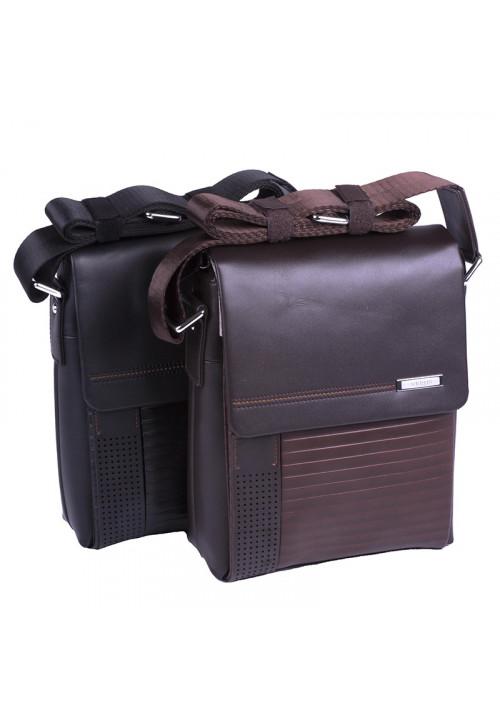 Taška na rameno Business Class 408 ČIERNA